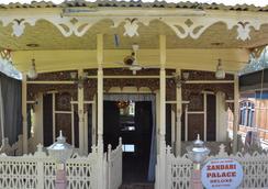 Houseboat Zaindari Palace - Srinagar (Jammu and Kashmir) - Outdoor view