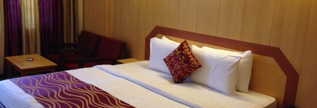 Hotel Swagath - Bangalore - Bedroom