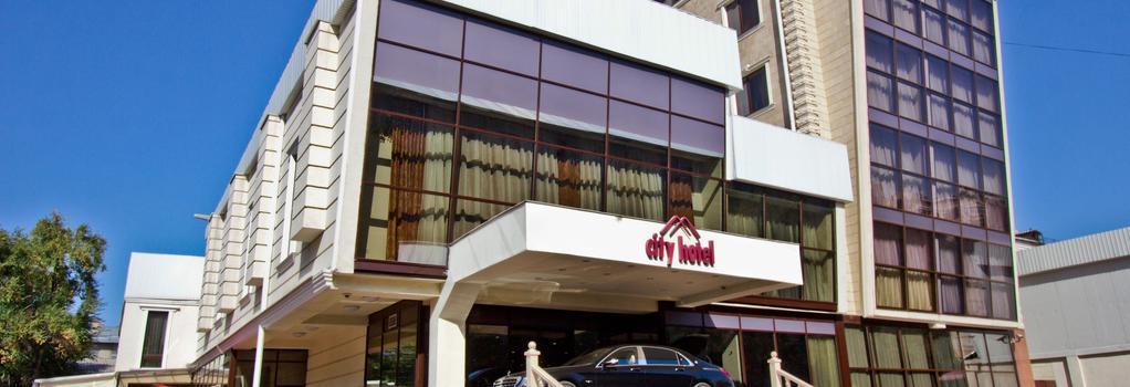 City Hotel Bishkek - Bishkek - Building