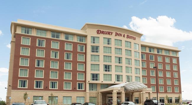 Drury Inn & Suites Phoenix Tempe - Tempe - Building