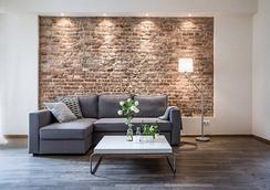Schoenhouse Apartments - Berlin - Living room