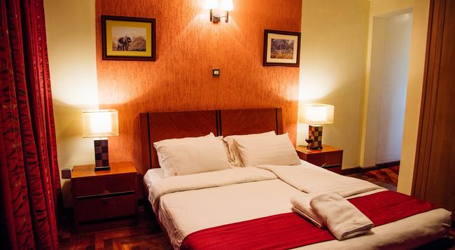 Gem Suites - Nairobi - Bedroom