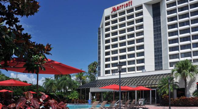 Tampa Marriott Westshore - Tampa - Building