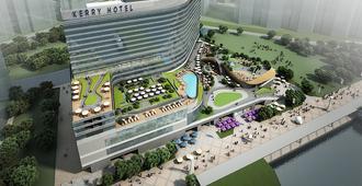 Kerry Hotel - Hong Kong - Building