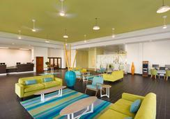Kauai Shores Hotel - Kapaa - Lobby