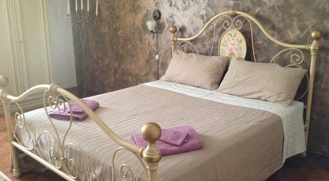 Bed And Breakfast al Cucherle - Trieste - Bedroom