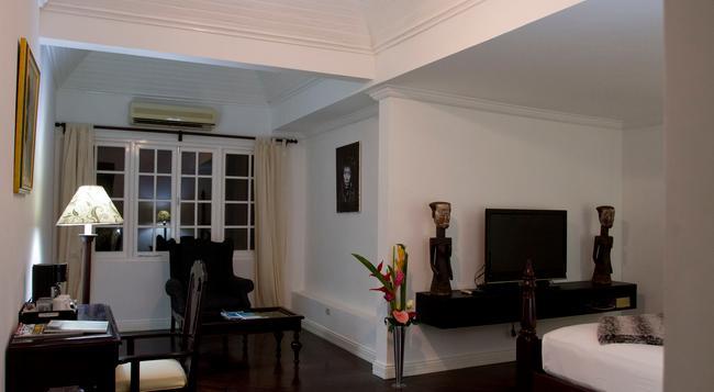 Grand Port Royal Hotel Marina & Spa - Kingston - Bedroom