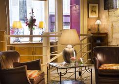 Hotel des Arts Montmartre - Paris - Lounge