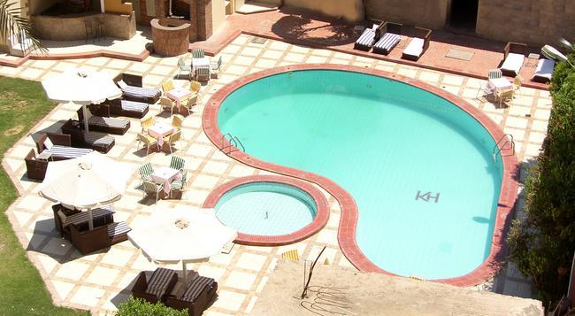 Karnak Hotel - Luxor - Pool