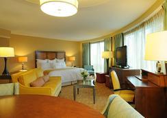 Kansas City Marriott Country Club Plaza - Kansas City - Bedroom