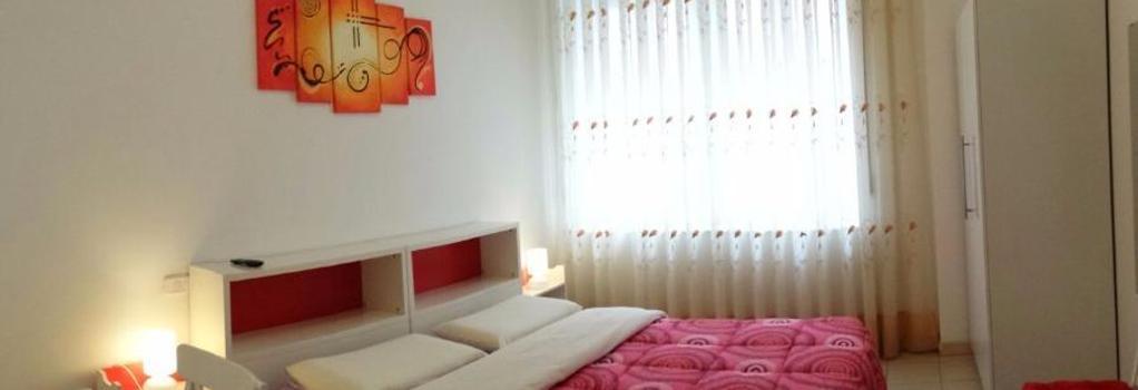Bed & Breakfast Trestelle - Ancona - Bedroom
