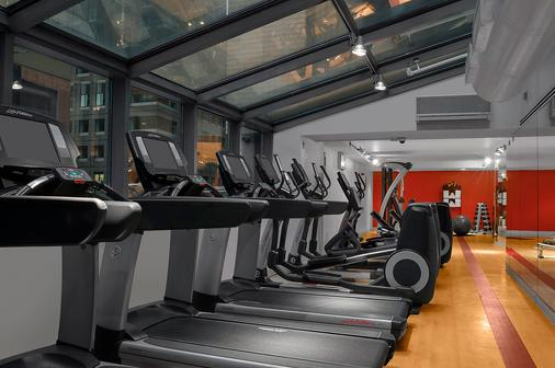 The Manhattan at Times Square Hotel - New York - Gym