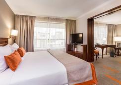 Plaza El Bosque Ebro - Santiago - Bedroom