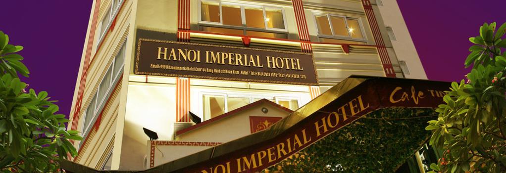 Hanoi Imperial Hotel - Hanoi - Building