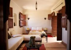 Riad Couleur Sable - Marrakesh - Bedroom