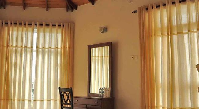 The Green Villa - Kandy - Bedroom