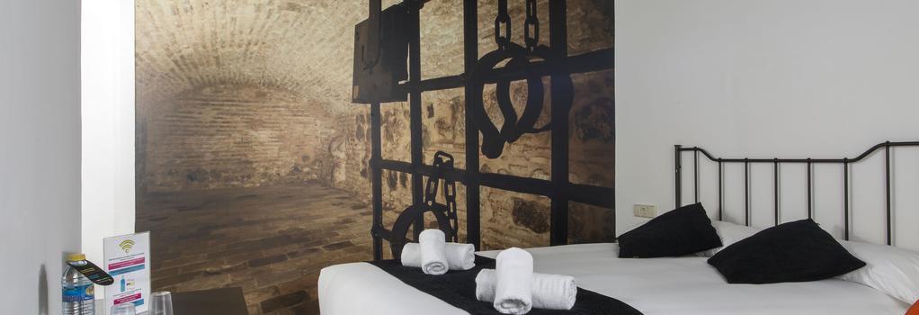 Casual Sevilla Don Juan Tenorio - Sevilla - Bedroom