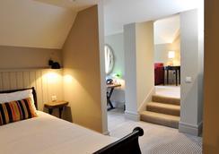 The Crown Manor House Hotel - Lyndhurst - Bedroom