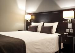 Hôtel Le Mondon - Metz - Bedroom