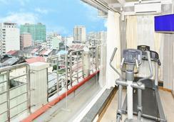 Hotel Grand United 21st Downtown - Yangon - Gym