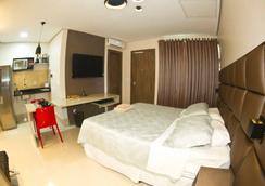 Innflat-business - Manáus - Bedroom