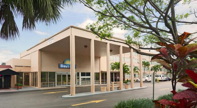 Days Inn Miami International Airport - Miami - Building