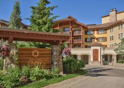 Sun Peaks Grand Hotel & Conference Centre - Sun Peaks - Outdoor view