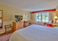 Sun Peaks Grand Hotel & Conference Centre - Sun Peaks - Bedroom