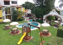 Hotel Vista Hermosa - Cuernavaca - Pool