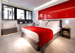 Eurostars Central - Madrid - Bedroom