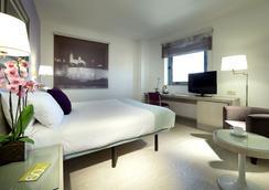 Exe Salamanca - Salamanca - Bedroom