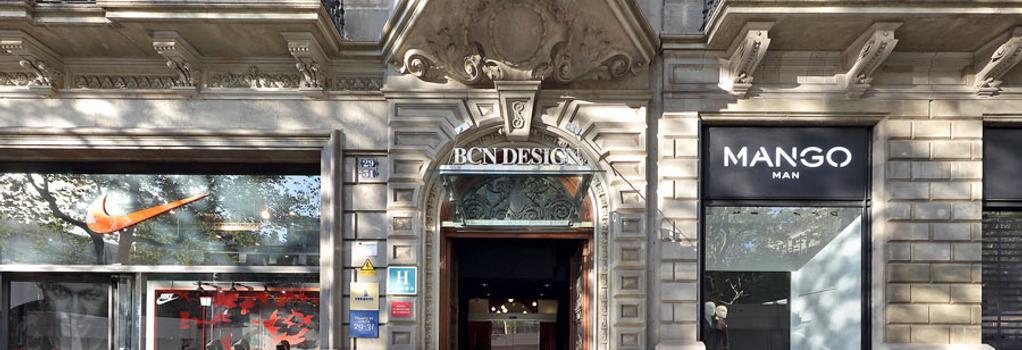 Eurostars Bcn Design - Barcelona - Building