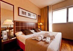 Eurostars Toledo - Toledo - Bedroom