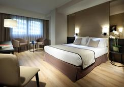 Eurostars Rey Don Jaime - Valencia - Bedroom