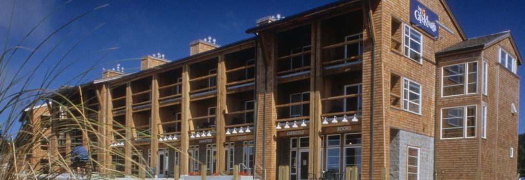 Inn at Cape Kiwanda - Pacific City - Building