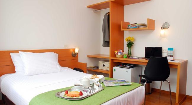 Abitare 56 Hotel - Bogotá - Bedroom