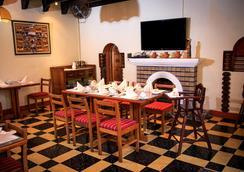 Regis Hotel & Spa - Panajachel - Restaurant