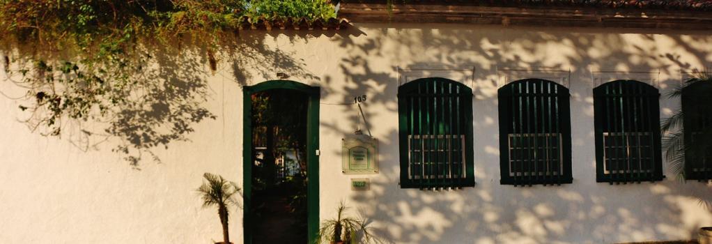 Pousada Divina Casa Suites And Beds - Paraty - Building