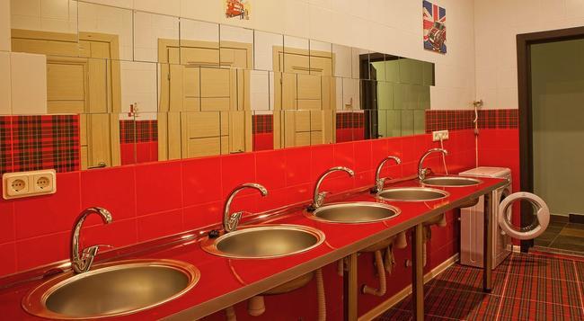 All Faces - Saint Petersburg - Bathroom