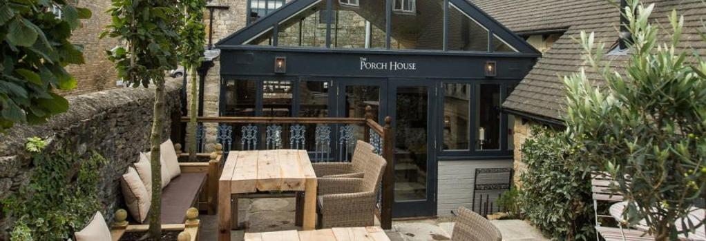 The Porch House - Cheltenham - Building