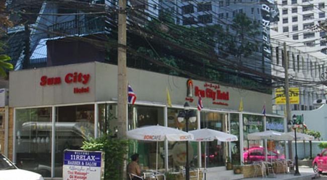 Sun City Hotel - Bangkok - Building