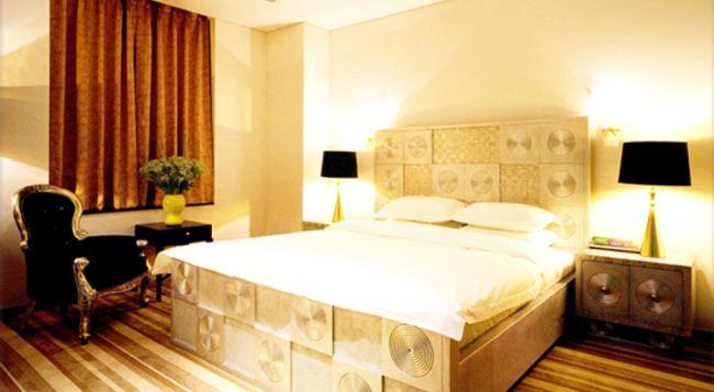 Hotel Philos - Pohang - Bedroom