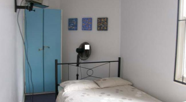 Sinclairs City Hostel - Sydney - Bedroom