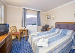 The Caledonian Hotel - Fort William - Bedroom