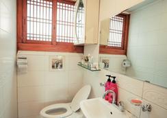 Bukchonmaru Hanok Guesthouse - Seoul - Bathroom