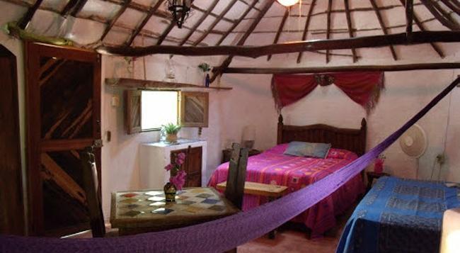 Casitas Kinsol - Puerto Morelos - Bedroom