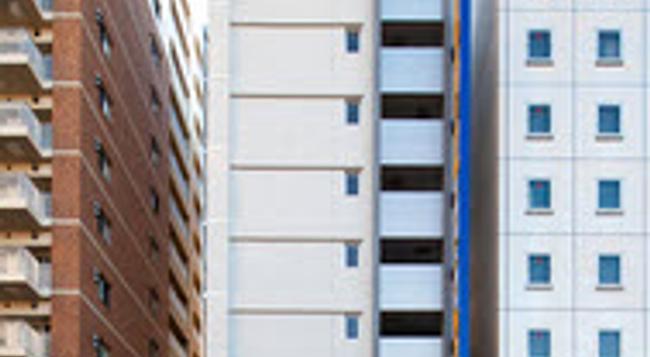 Super Hotel Asakusa - Tokyo - Building