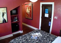 Palm Beach Hibiscus Bed & Breakfast - West Palm Beach - Bedroom
