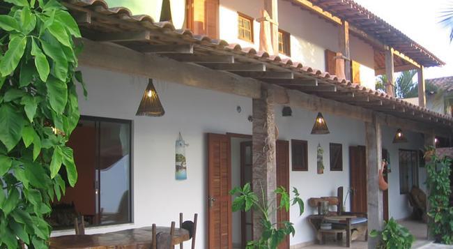 La Tana Del Tano Guest House - Búzios - Building