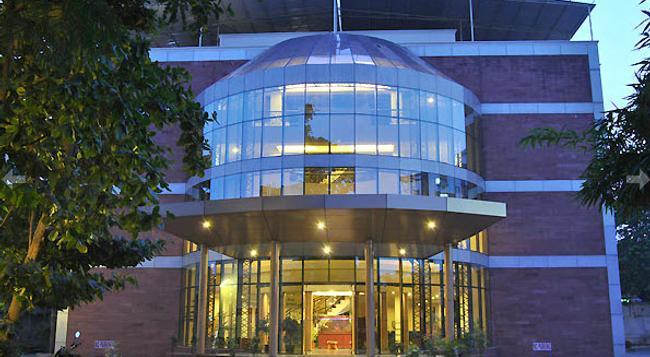 Hotel Atchaya - Chennai - Building